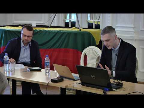 Aurimas ŠVEDAS. Lietuvos visuomenė istorinės kultūros formavimosi ypatumai XXI amžiuje (aptarimas)