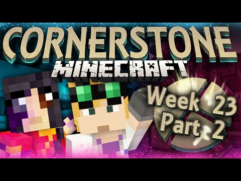 Minecraft Mods: Cornerstone -  SWEDISH LESSONS  (Week 23 -Th