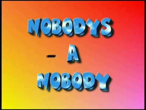 Nobody S A Nobody Kid S Praise Song Youtube Song lyrics nobody lyrics to danny fernandes music (2008) with pop rock music. nobody s a nobody kid s praise song