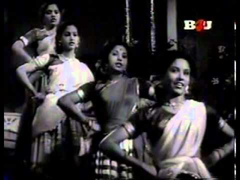 Tik Tik Tik Tik Bole Mere Dil Ki Ghadi Magroor 1950 X264