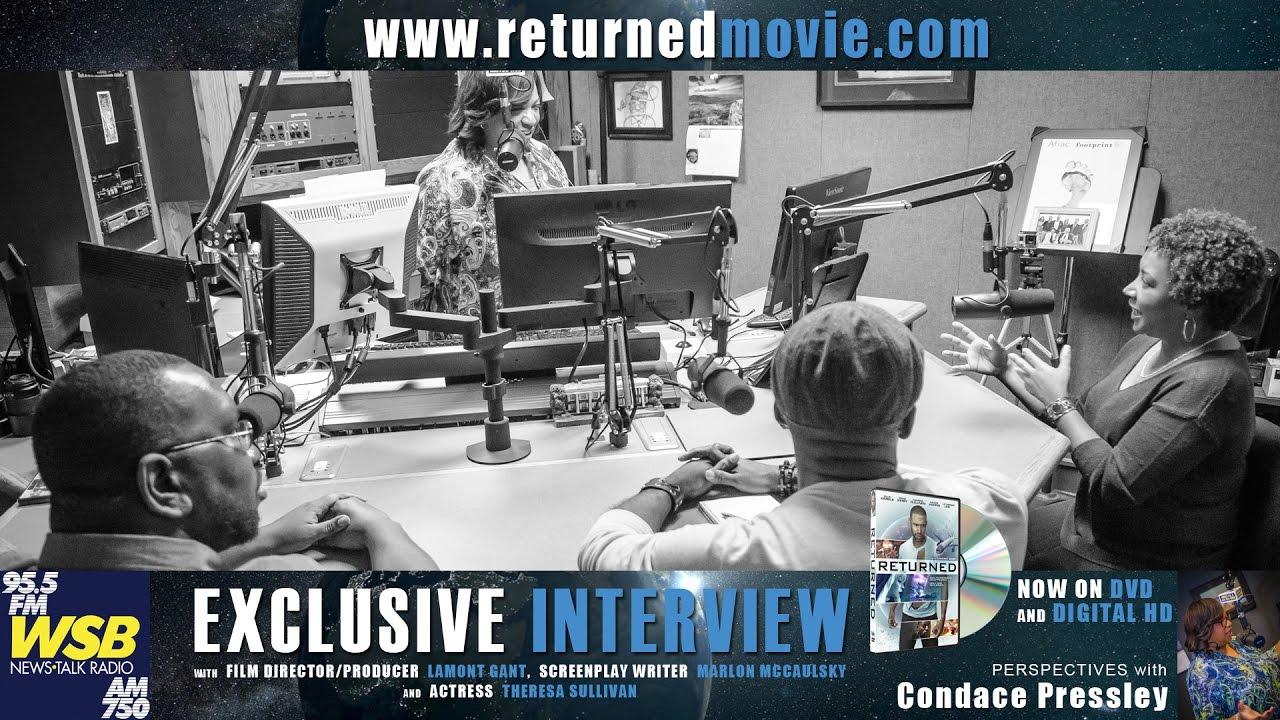 "WSB Radio Interview: Lamont Gant, Marlon McCaulsky & Theresa Sullivan talk ""RETURNED"""