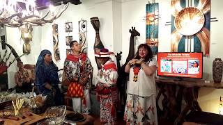Huichol Center for Cultural Survival, Susana Valadez – Nobel Peace Prize Nominee   - Introduction
