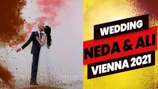 Wedding Video in Vienna filmed with Fuji XT3 & Zhiyun Crane V2