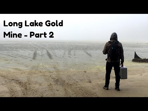 PART 2 - The Long Lake Gold Mine - The Forgotten Mistake In Sudbury Ontario Canada