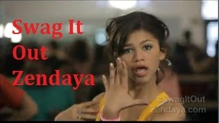 Swag It Out - Zendaya Coleman Lyrics (letra)