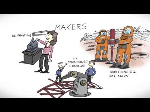 Just Make It - a conference by Norway Makers October 16th 2015