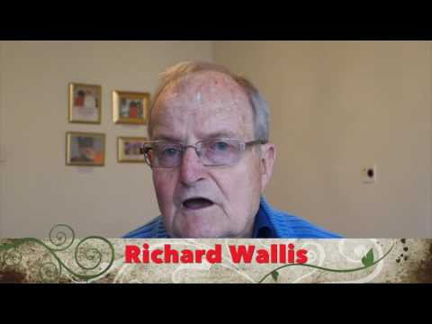 INTERVIEW WITH RICHARD WALLIS (Sathya Sai Organisation of NZ) 11 April 2016 by Gulab Bilimoria