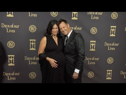 Matthew Ashford Red Carpet Style at Days of Our Lives 50 Anniversary Party