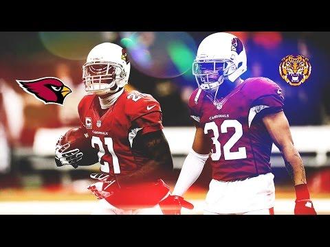 "Patrick Peterson and Tyrann Mathieu LSU and Cardinals Highlights ||""Bad Birds""||"