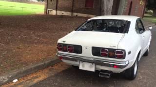 Mazda RX-3 GT Savanna 1977 Coupe For Sale @ www.EdwardLees.com.au