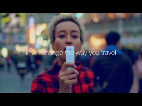 改变你的旅行, 全球首发可穿戴语音翻译器