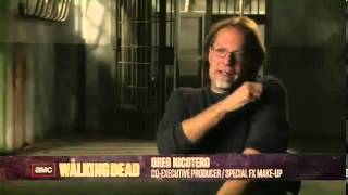 The Walking Dead   Season 3   Episode 9 Making of   Suicide King