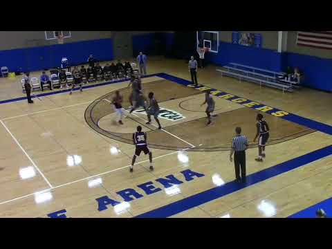 Mike Bruce 2017-2018 Jackson College Highlights