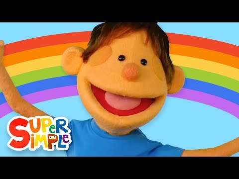 What's Your Favorite Color? | Kids Songs | Super Simple Songs