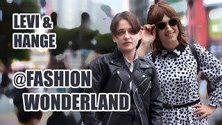 Levi and Hange@Fashion Wonderland