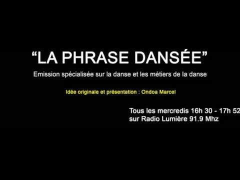 Teaser La Phrase Dansée magazine radio © OSM Cameroon