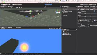 72. Unity3d Tutorial - Day Night Cycle Part 1