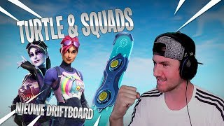 LIVE TRY DRIFT BOARD//USE CODE SAC: PAT-EN//Fortnite//Nederlands/NL