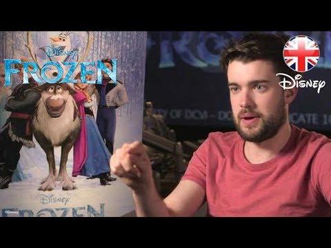 Frozen Jack Whitehall In Disneys Frozen Official Disney Uk