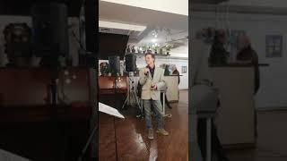 23 декабря 2020, 19:00, Арт-проект Бомонд, Алексей Рычков, Екатеринбург, лаунж-кафе Тифлис!