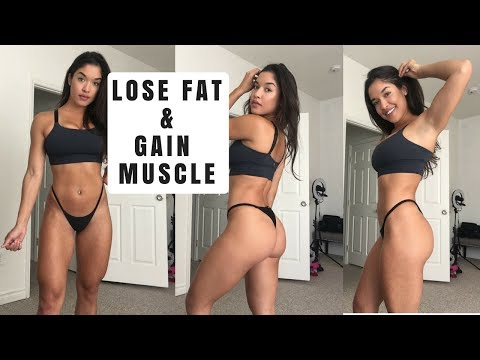 HOW TO LEAN BULK | LOSE FAT & GAIN MUSCLE