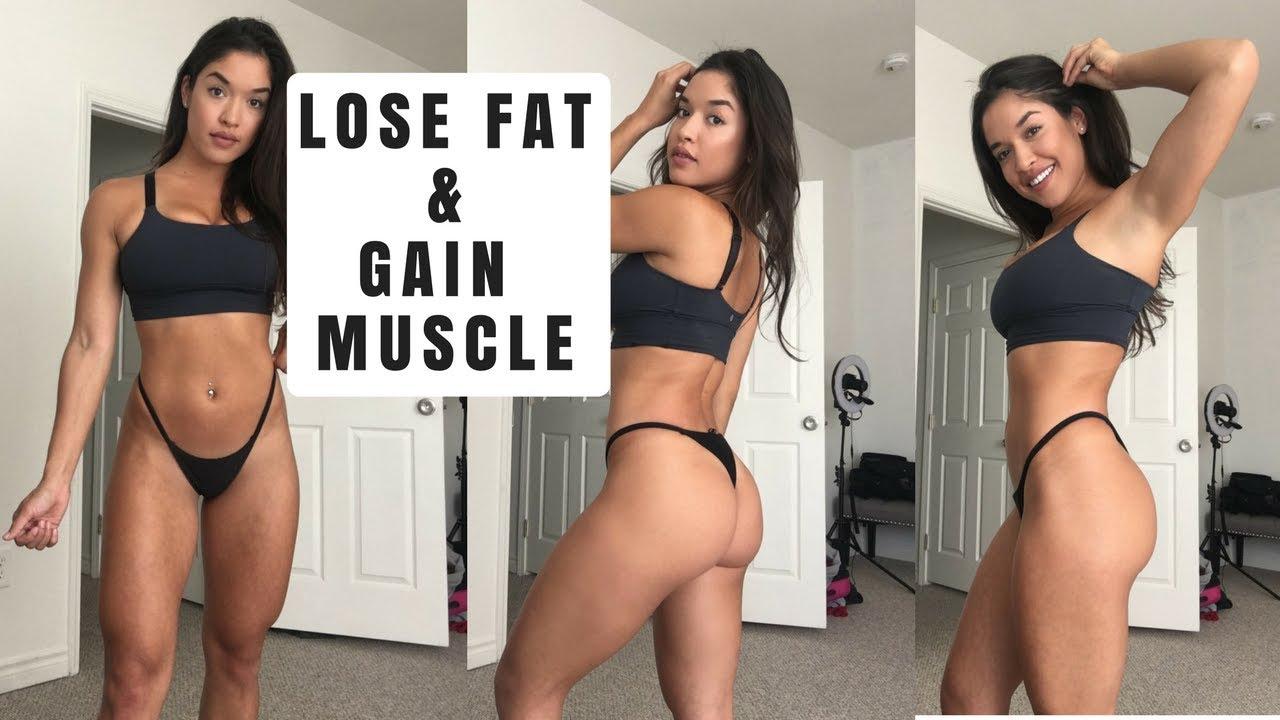 HOW TO LEAN BULK | LOSE FAT & GAIN MUSCLE