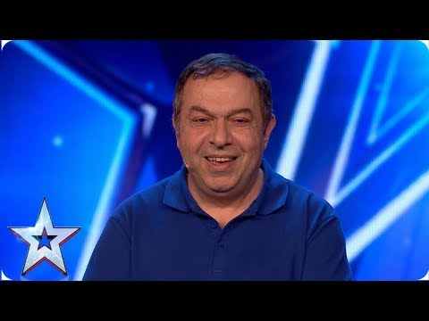 Paul's bad jokes put a smile on the Judges' faces | Auditions | BGMT 2019