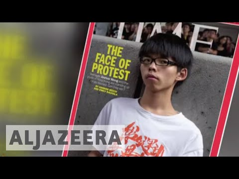 Talk to Al Jazeera - Joshua Wong: Hong Kong