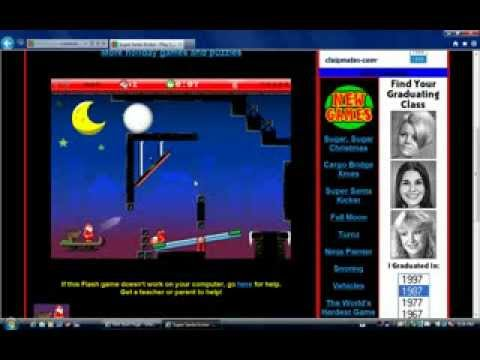 Coolmathgames-Santa kicker-Ep.1:EPICNESS - YouTube