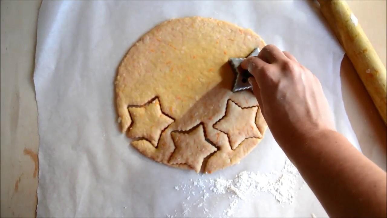 Biscotti al formaggio - YouTube