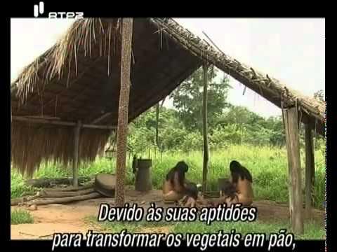 Odisseia Tribal  Yawalapiti Os Espíritos do Eclipse - Tribal Odissey  Yawalapiti