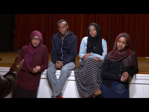 Young Somali refugees share concerns about Trump, travel ban