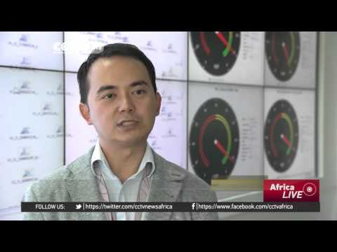 China's telecommunications companies set up shop in Africa