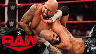 Ricochet vs. Karl Anderson: Raw, Feb. 17, 2020
