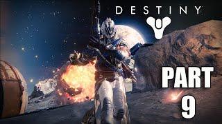 Destiny Gameplay Walkthrough Part 9 - Chamber Of Night