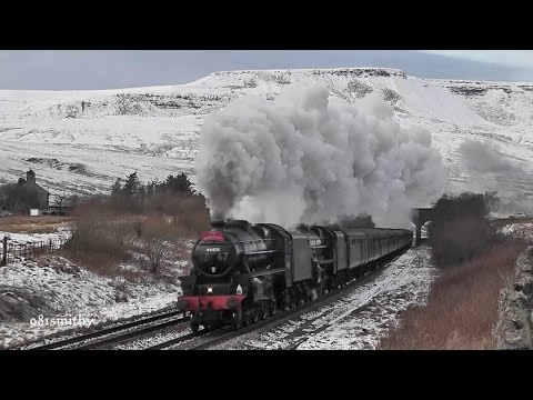 Steam in The Northern Hills Winter 2012.