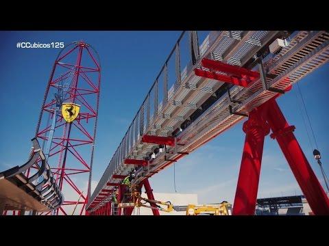 Actualidad en breve: Ferrari Land, Salón de Ginebra, coche-dron Pop.Up...  - Centímetros Cúbicos