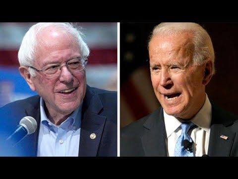 SHOCK: Bernie Sanders GAINS GROUND On Joe Biden In New Poll!