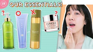 💕 NEW & Updated Skincare Routine for Oily, Combination & Dry Skin Types!