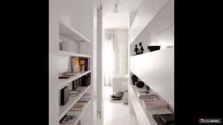 видео Дизайн узкого коридора     | Ремонт квартир своими руками