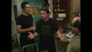 It's Always Sunny in Philadelphia: Charlie Loves Sears and Helping People