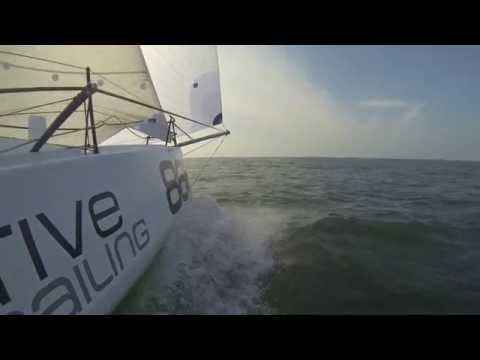 Pogo 3 - The new  Mini Transat machine