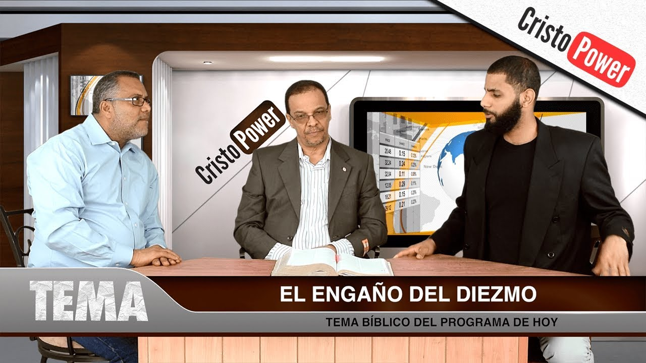 El Engaño Del Diezmo - Cristo Power TV