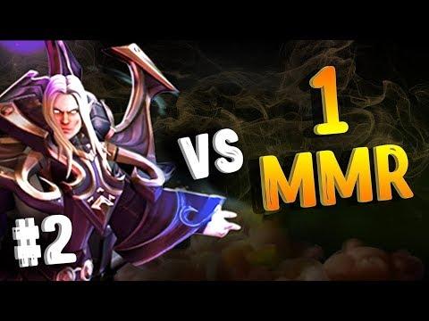 видео: ИНВОКЕР vs 1 ММР В ДОТА 2 - invoker vs 1 mmr dota 2 #2