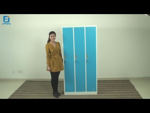 How to Install Metal Clothes Locker