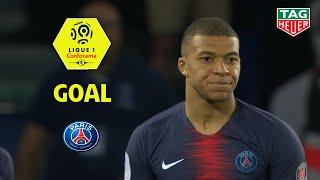 Goal Kylian MBAPPE (15') / Paris Saint-Germain - AS Monaco (3-1) (PARIS-ASM) / 2018-19