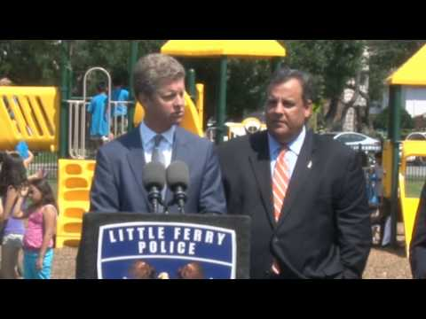 HUD Secretary Donovan to Governor Christie: You Have Defined Jersey Strong