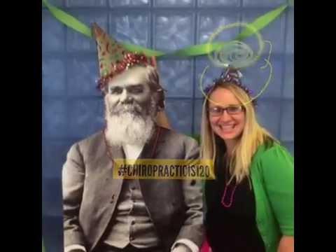 Celebrating Chiropractic's 120th Birthday | Walton Clinic