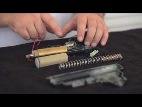 How Do Airsoft Guns Work? | Airsoft