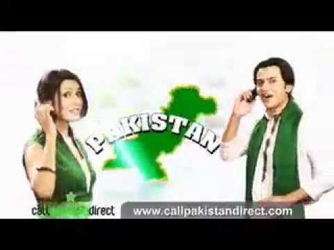 Call Pakistan Direct TVC